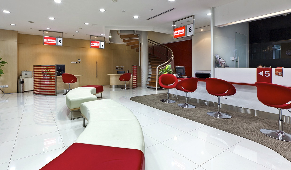 icbc bank raffles quay design junction. Black Bedroom Furniture Sets. Home Design Ideas