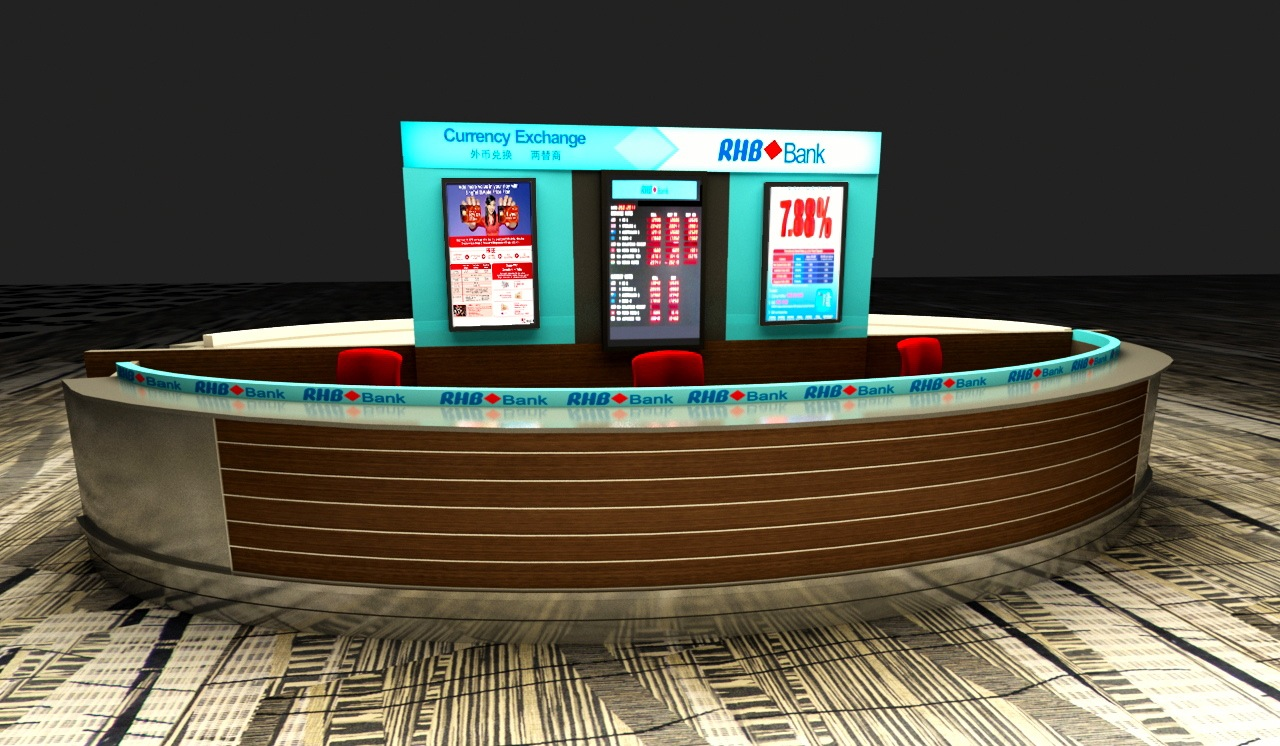 Rhb forex changi airport
