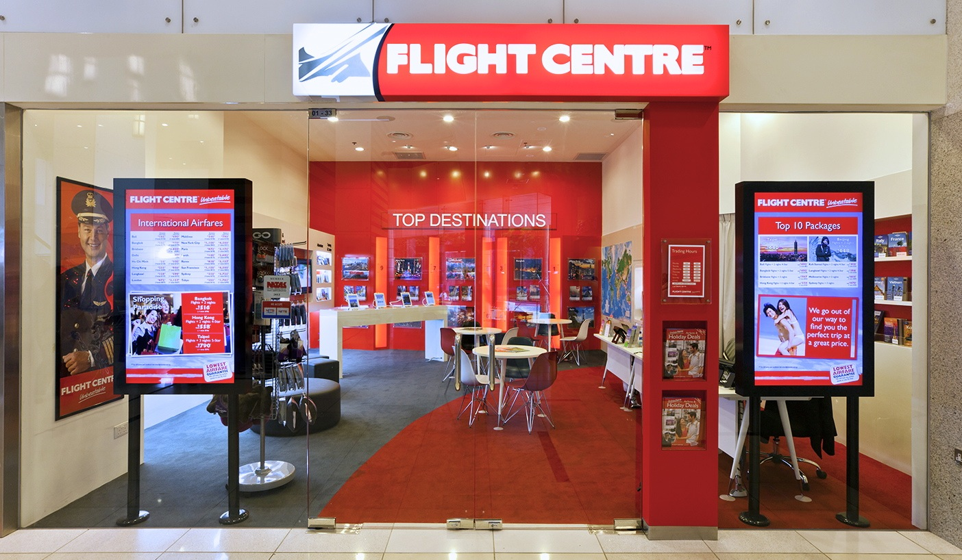 Flight Centre Design Junction